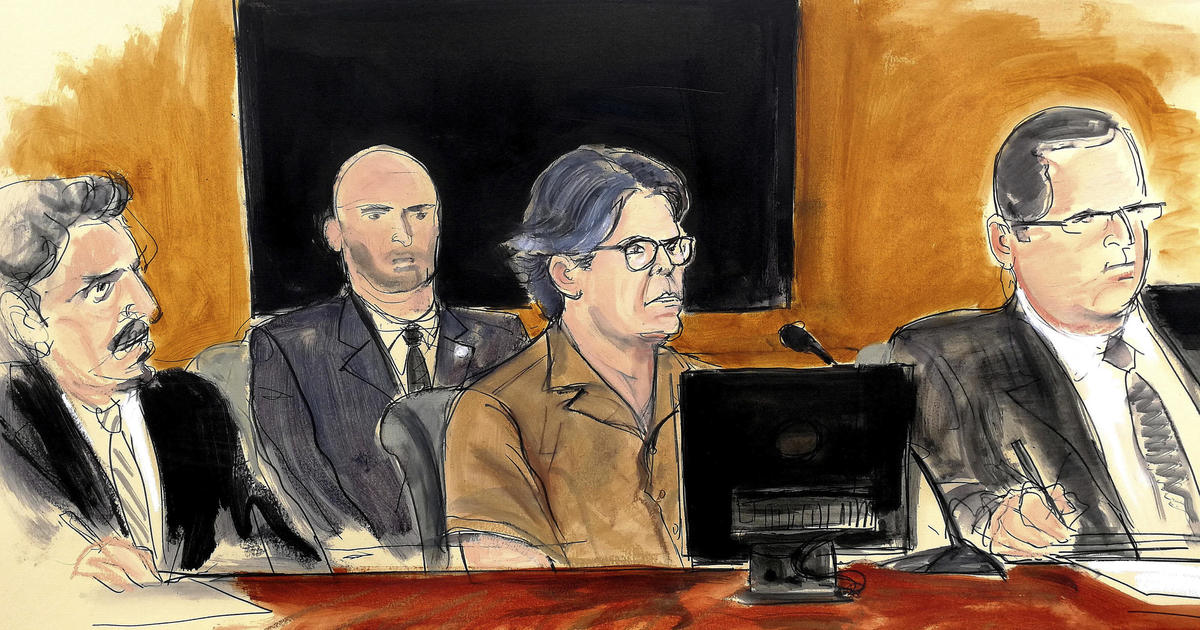 NXIVM founder Keith Raniere sentenced to 120 years in prison - CBS News
