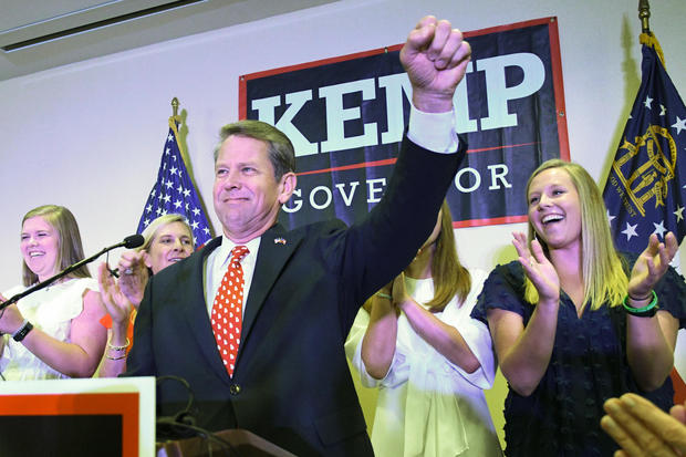 Georgia Run Off Governor