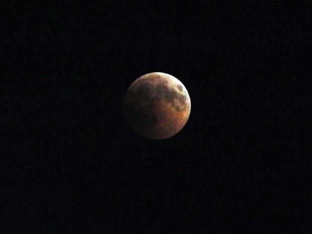 Turkey Blood Moon