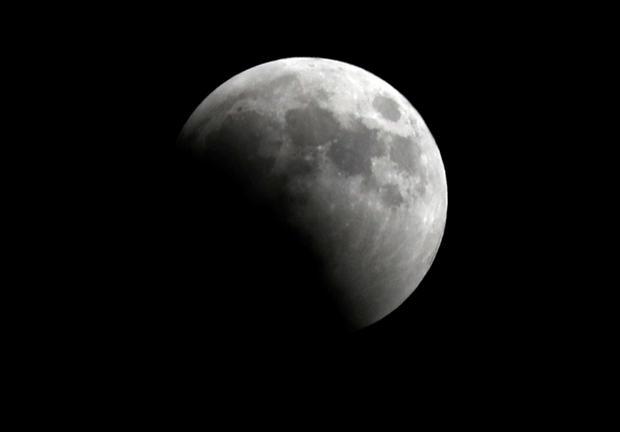 Longest lunar eclipse of the 21st century