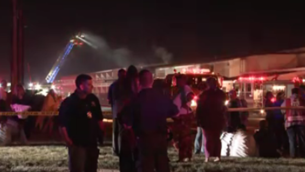 Five children, one adult die in US hotel fire