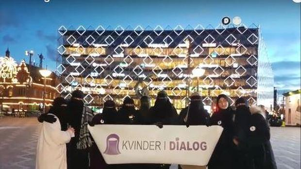 A crime or a right? Some Danish Muslims defy face veil ban