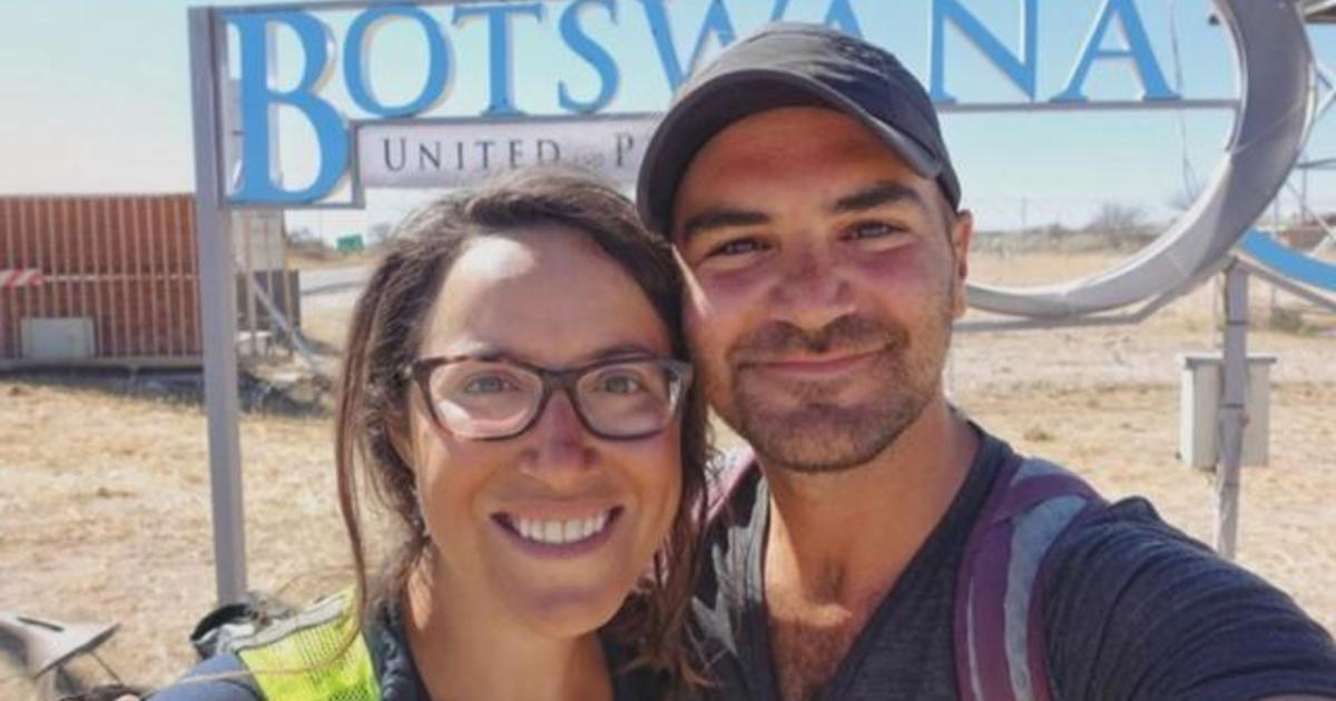 D C  couple, killed while cycling in Tajikistan, remembered