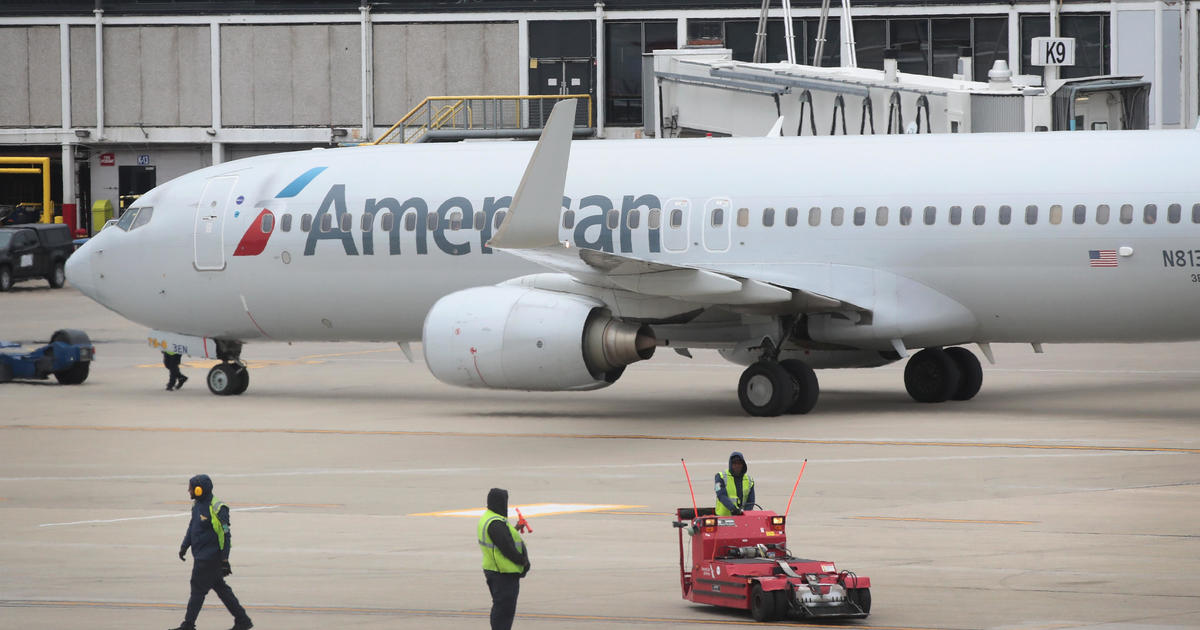 Dead Fetus Found In American Airlines Plane Bathroom Today