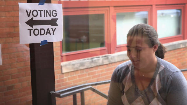 Ohio Voters Go The Polls In Special Congressional Election