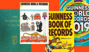 Almanac: The Guinness Book of Records