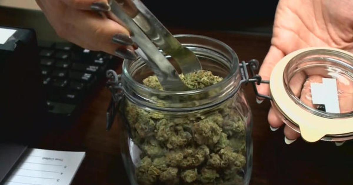 Sacramento program helps ex-felons get into marijuana business - CBS