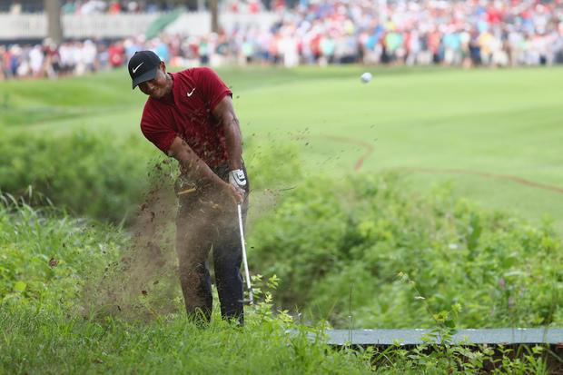Tiger Woods - PGA Championship - Final Round