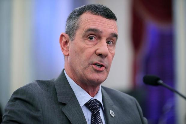 TSA Administrator David Pekoske