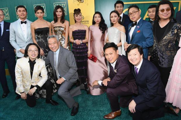 "Warner Bros. Pictures' ""Crazy Rich Asians"" Premiere - Red Carpet"