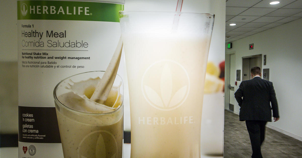 Herbalife sellers say marketing events were a sham - CBS News