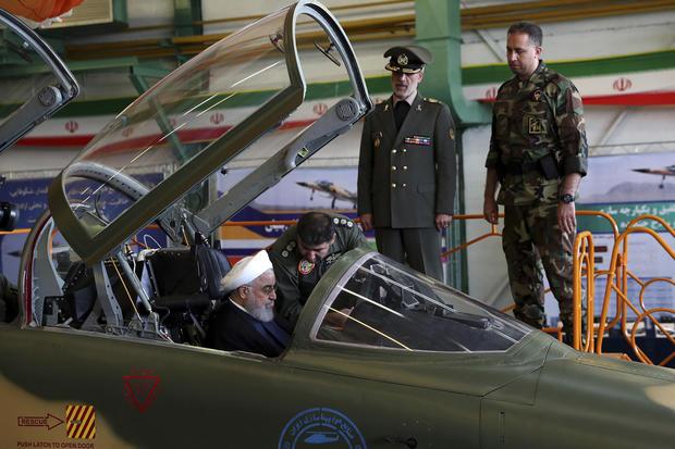 Iran New Fighter Jet
