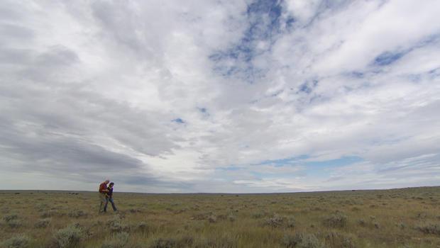 prairie-in-montana-barry-petersen-with-alison-fox-of-american-prairie-reserve-620.jpg