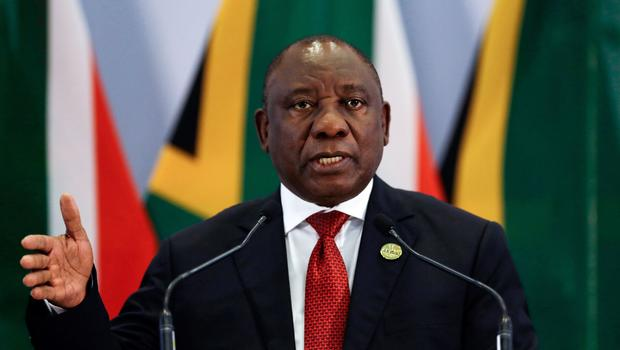 S.Africa lashes Trump over land 'seizures tweet