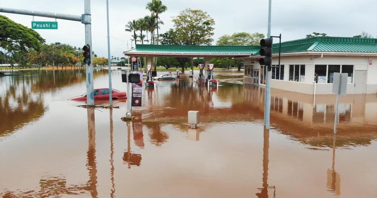Hawaii: Tropical Storm Lane no longer a hurricane leaves