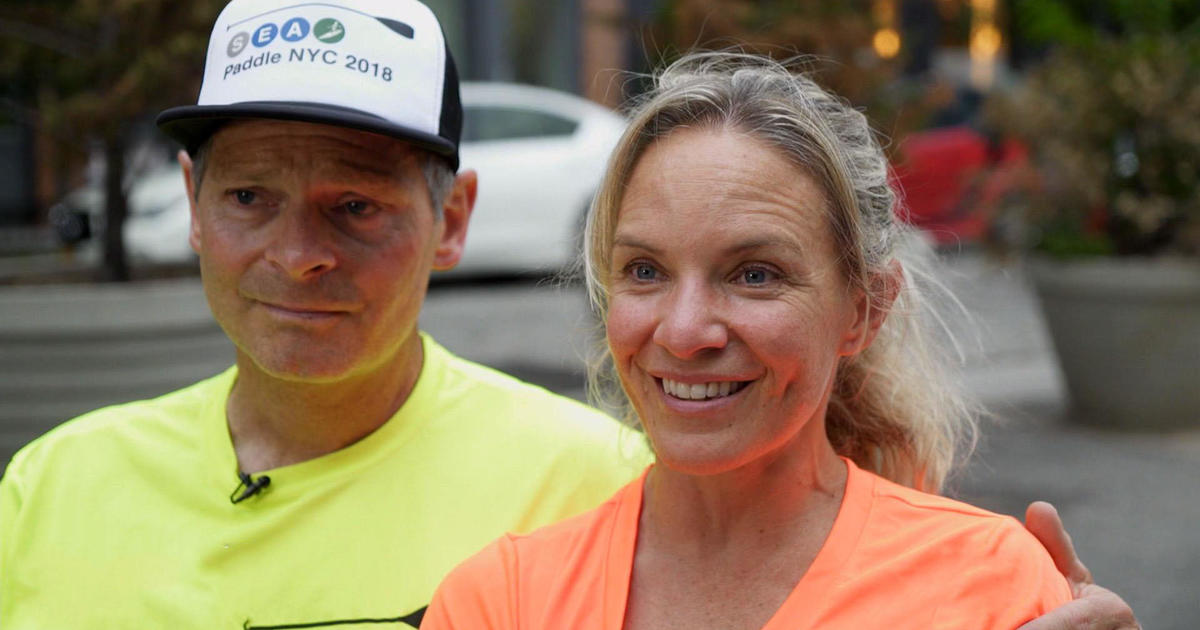 Couple\'s love story started with a CPR kiss - CBS News