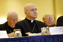 Catholic Bishops Baltimore