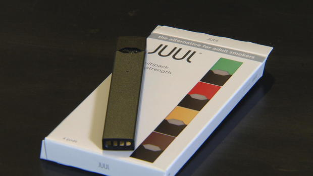 Stanford Study: Juul E-Cigs More Addictive Than Teens Think