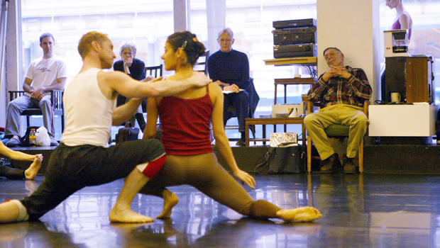 Paul taylor giant of modern dance dead at 88 cbs news for Contemporary dance new york
