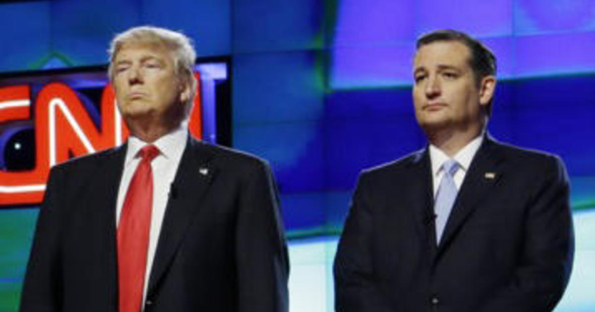 Trump to campaign for former rival Ted Cruz, with Texas Senate race too close fo...