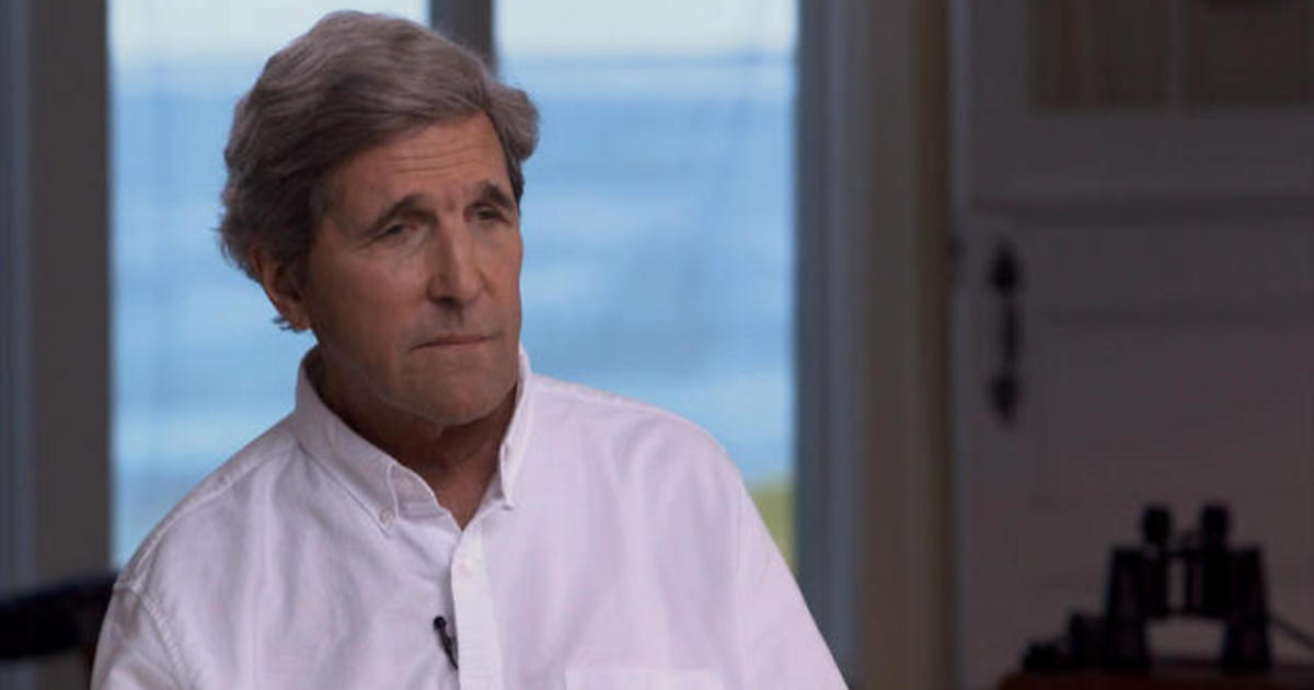 """John Kerry: America needs to move in """"a better direction"""""""