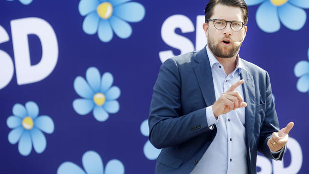 Sweden elections: Swedes take to polls amid debate over immigration