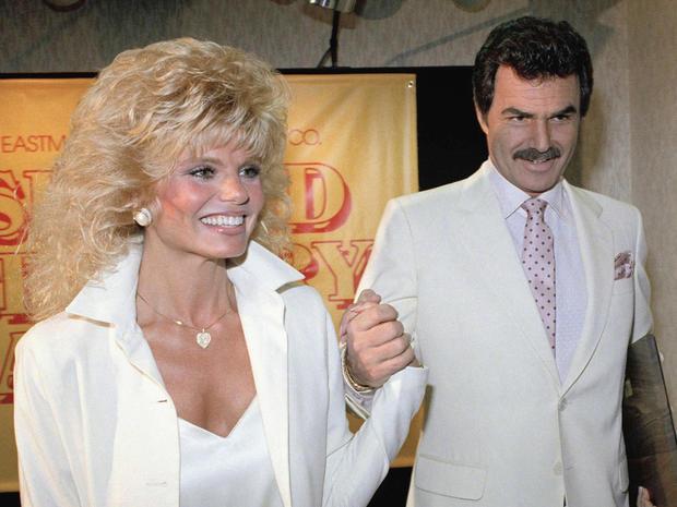 Burt and Loni