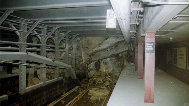Severe Damage to New York City Subway Stations