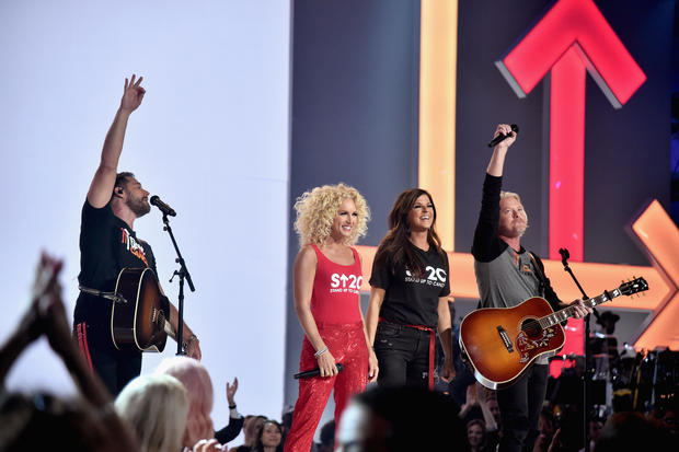 Stand Up To Cancer - Little Big Town