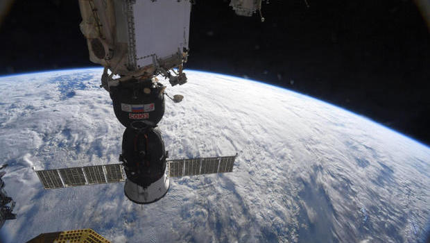 Russian Federation  denies suspecting United States  astronauts of drilling hole on space station
