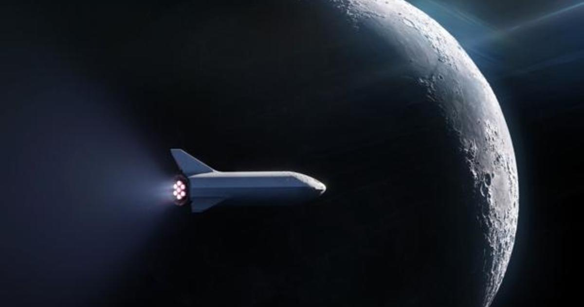 SpaceX says Elon Musk to unveil new plans for private citizens to fly to the moon
