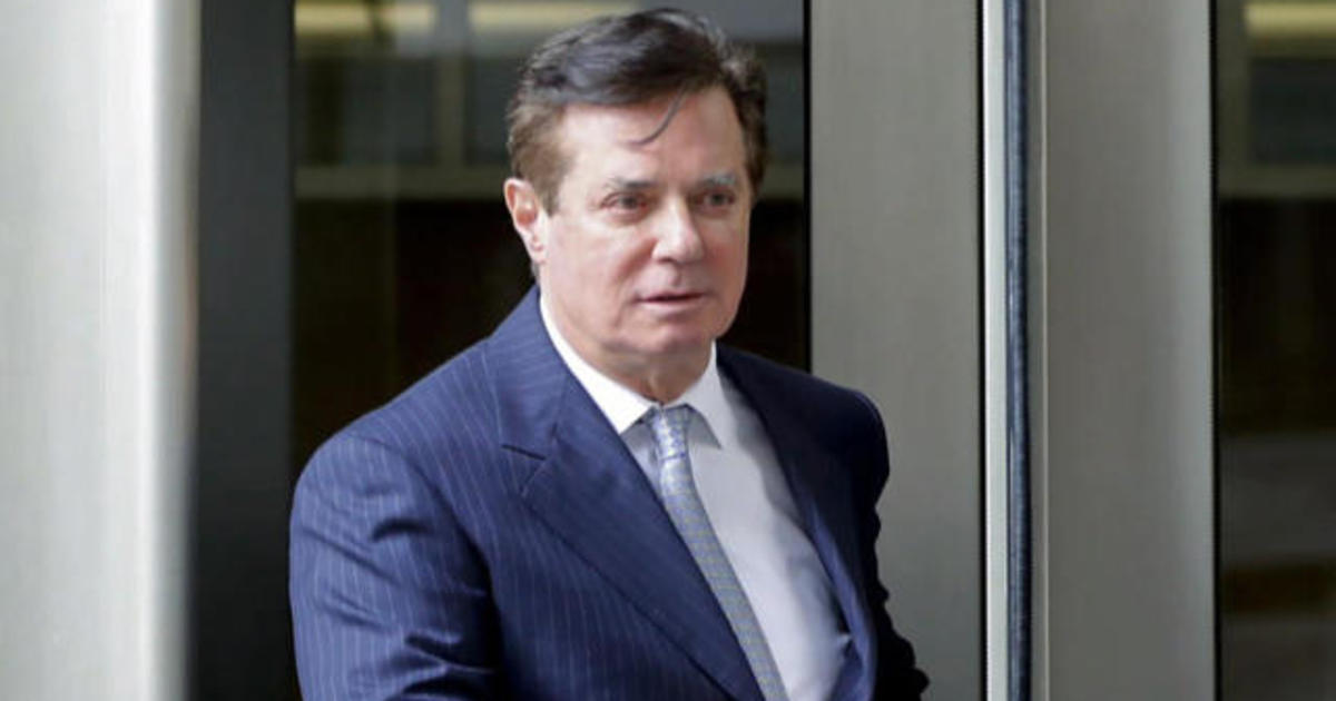 Paul Manafort, former Trump campaign chairman, to plead guilty to avoid 2nd trial