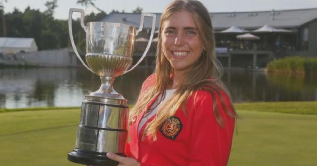 Murdered golfer Celia Barquin Arozamena remembered by her