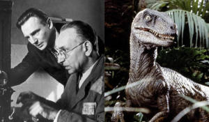 """How """"Schindler's List"""" and """"Jurassic Park"""" came to be"""