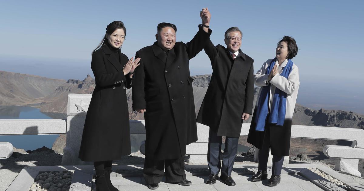 Kim Jong Un caps North Korea summit in high style amid praise from Donald Trump