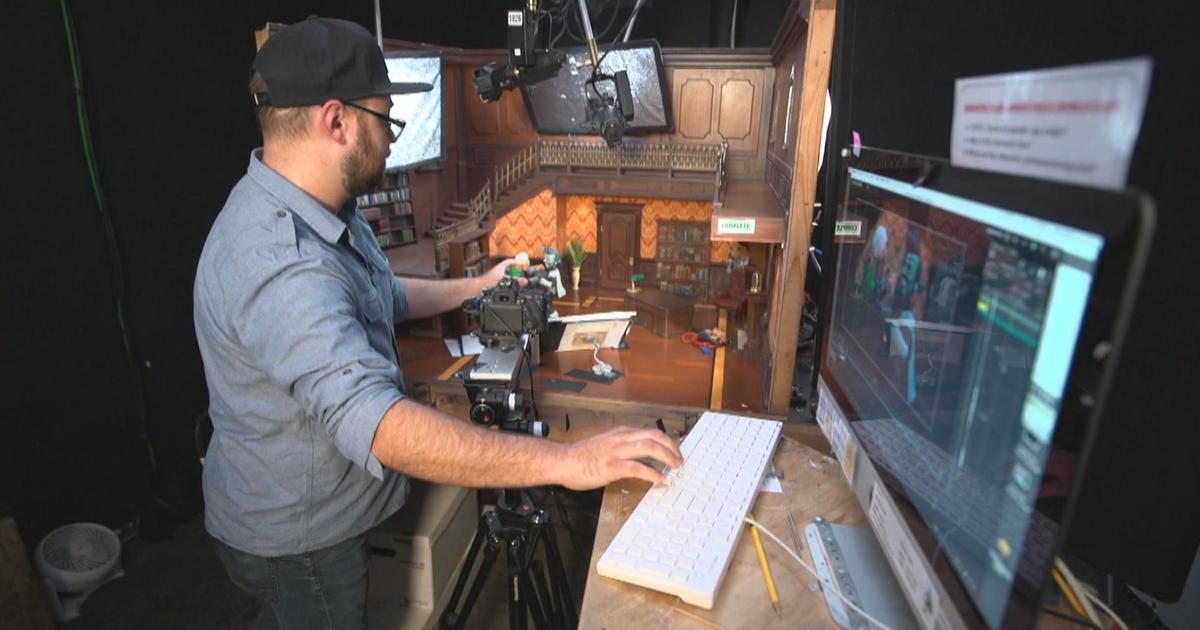 Inside the award-winning stop-motion studio behind