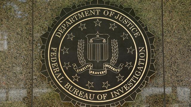 FBI seal logo generic