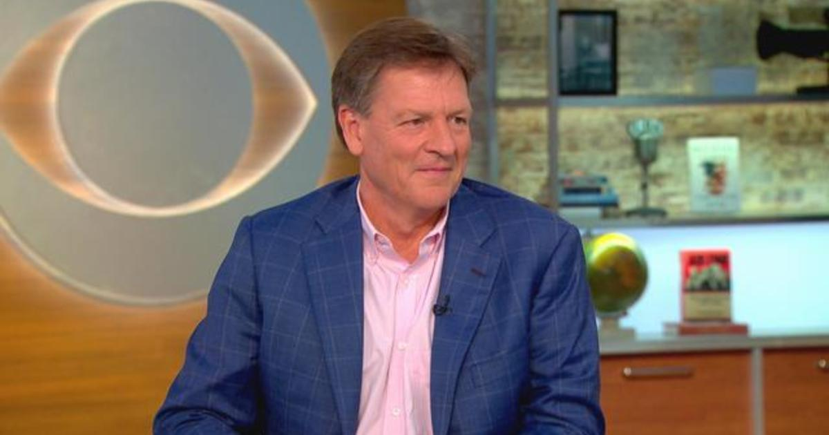 "Michael Lewis examines why Trump administration ""didn't ..."