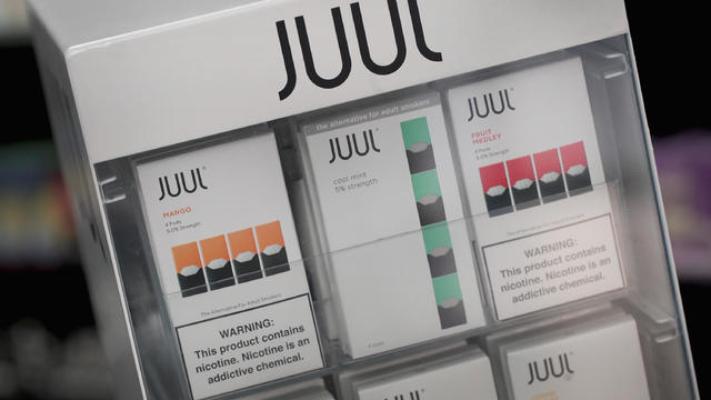 "FDA Declares Teen Use Of Electronic Cigarettes An ""Epidemic'"