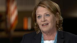 """Why Sen. Heidi Heitkamp voted """"no"""" on Brett Kavanaugh"""