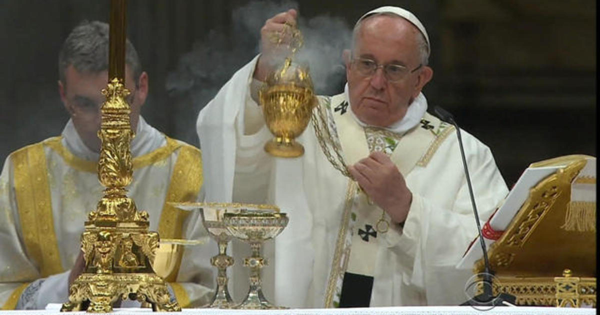 Pope releases document on family matters
