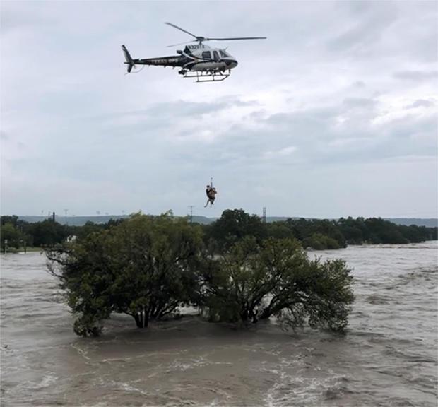 West Texas Flooding