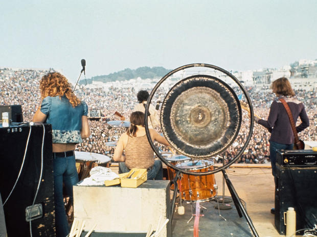 Miami - New book features rare photos of Led Zeppelin