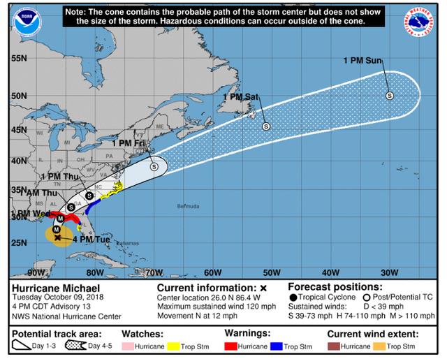 181009-nhc-hurricane-michael-5pmet