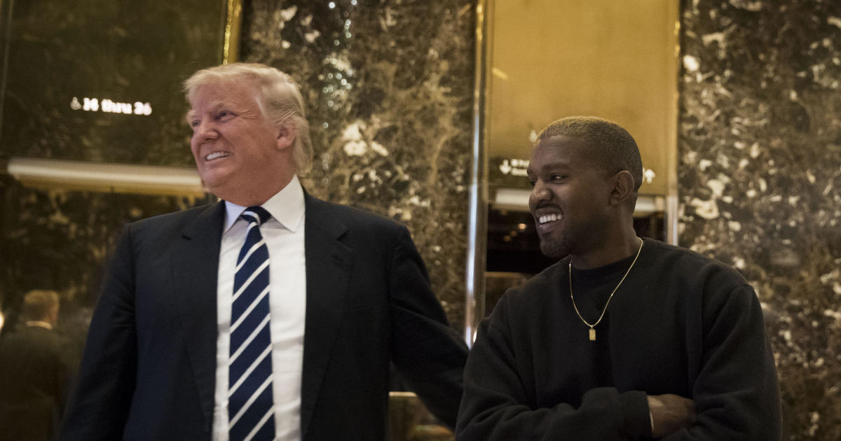 Kanye West to meet with Trump, Jared Kushner at White House