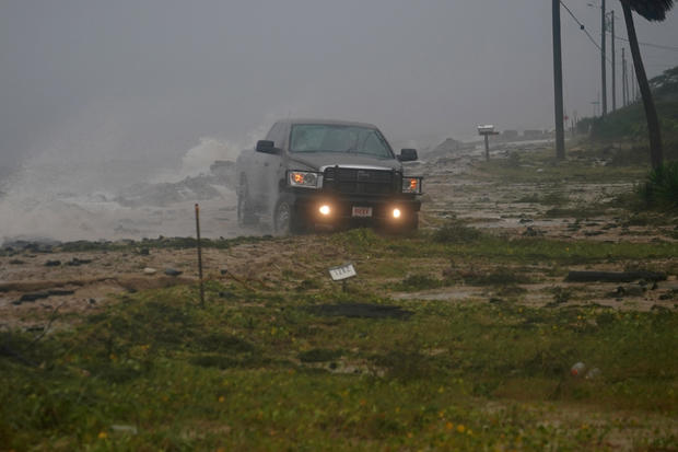 Hurricane Michael hits Florida