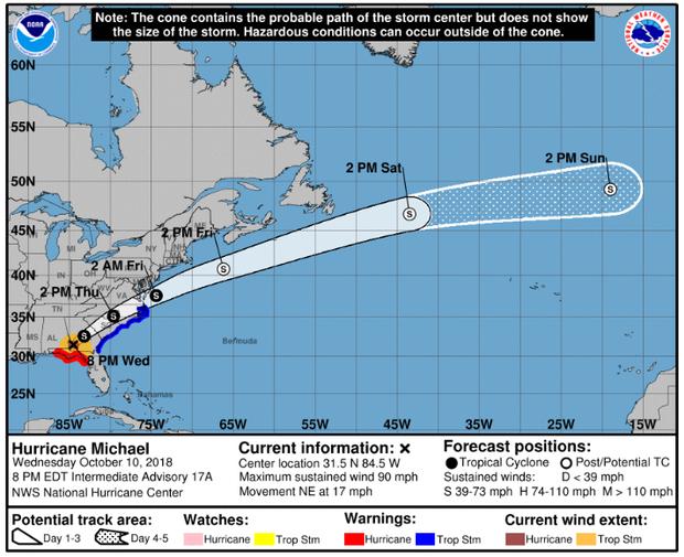 Hurricane Michael aftermath: Damage, flooding spreads across Florida