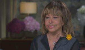 Tina Turner reveals she used to be insecure about her voice