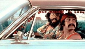 """Cheech & Chong's """"Up in Smoke,"""" 40 years later"""