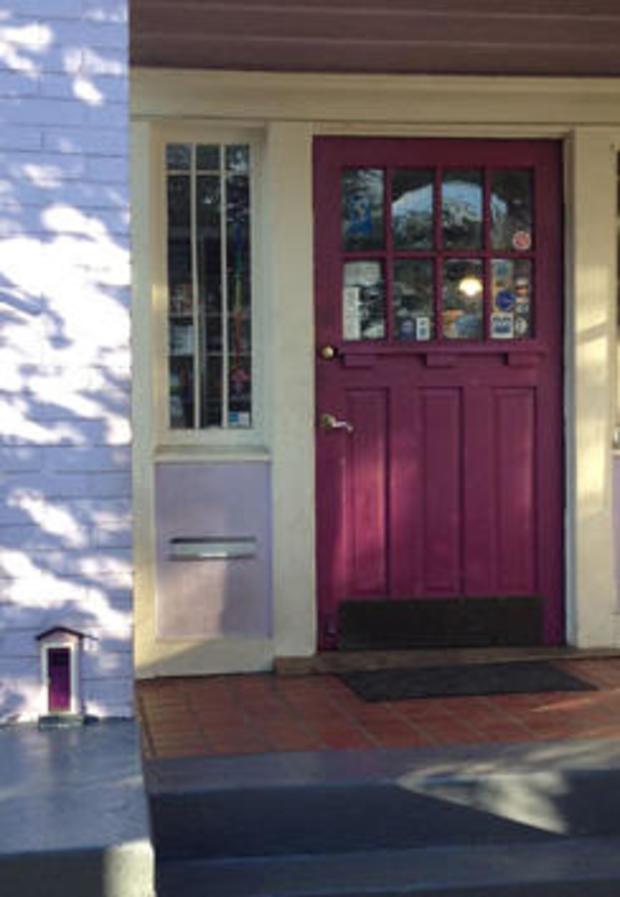 Unlocking The Wonders Of Tiny Doors Atl Karen Andersons Public Art
